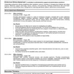 Office Assistant Resume Format