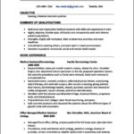 Office Assistant Resume Pdf