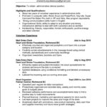 Office Clerk Job Resume