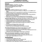Office Manager Duties On Resume