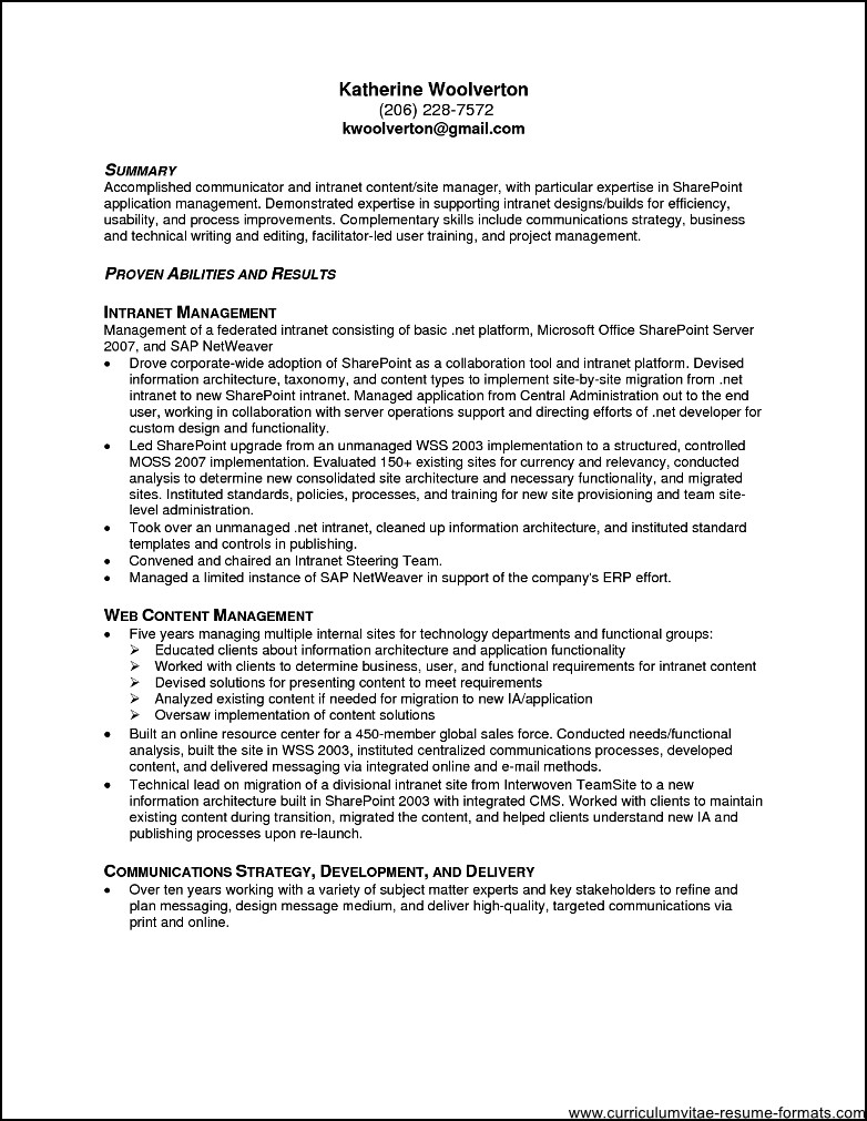office resume templates 2016