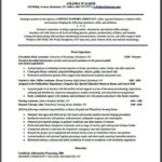 Office Support Resume Sample