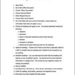 Open Office Resume Builder