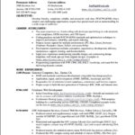 Open Office Templates Resume