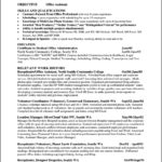 Professional Office Manager Resume