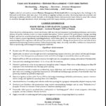 Professional Resume Writing Templates