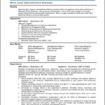 Resume For Office Assistant Position