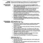 Resume Format Accounts Executive Download