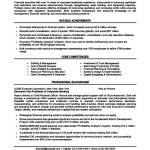 Resume Format For Purchase Executive