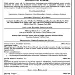 Resume Professional Writers Reports