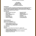 Resume Writing Tips For Experienced Professionals