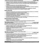 Sample Of Executive Assistant Resume