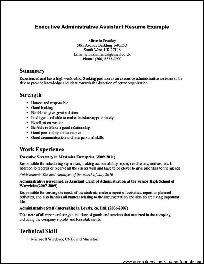 How To Make A Resume For Nursing Student