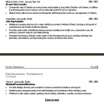 purchase related resume