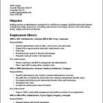 School Office Assistant Resume