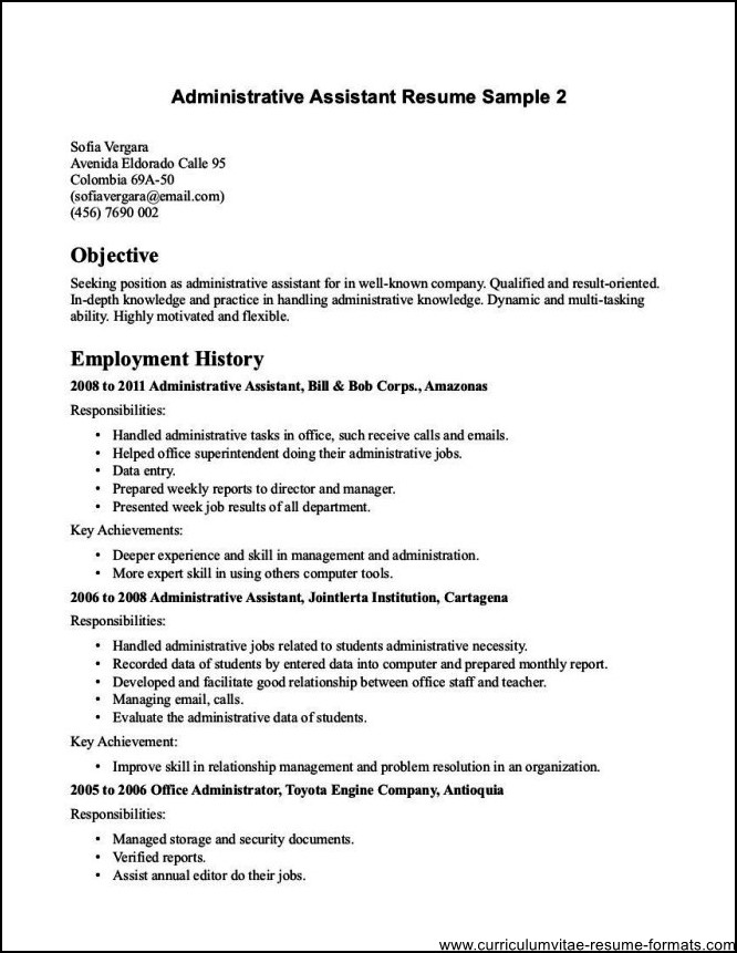 school office assistant resume  free samples  examples