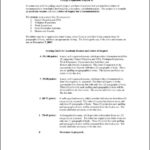 Academic Resume Template High School