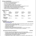 Art Resume Template