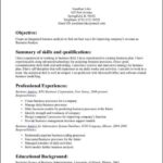 business administration cover letter free samples
