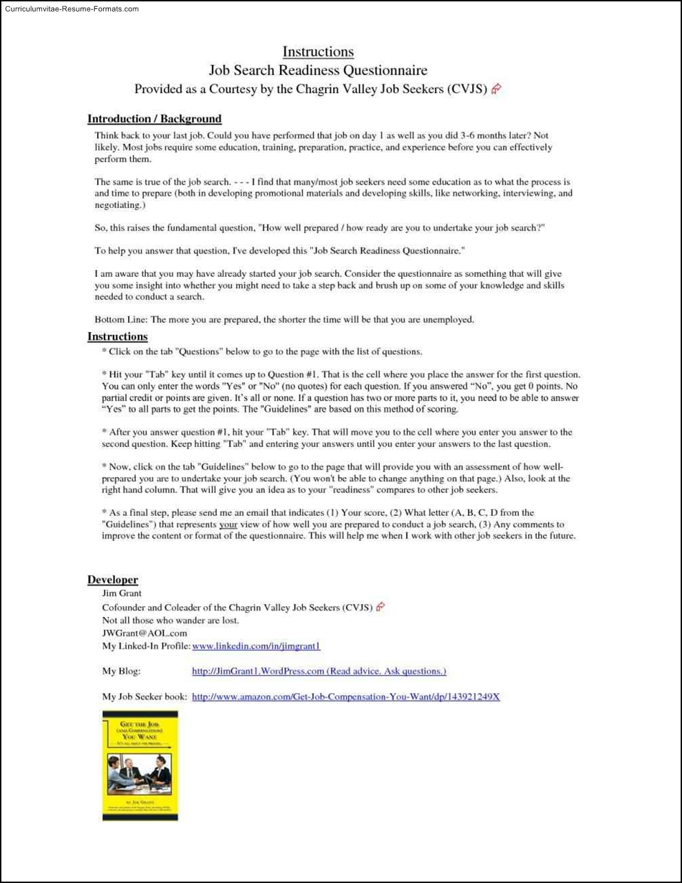 Concise Resume Template Free Samples Examples Amp Format