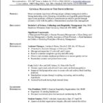 Cook Resume Templates