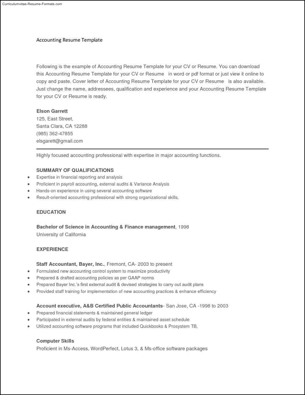 Copy-And-Paste-Resume-Templates Sample Copy Of Resume Format on curriculum vitae, job application,