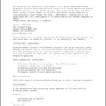Copy Paste Resume Templates