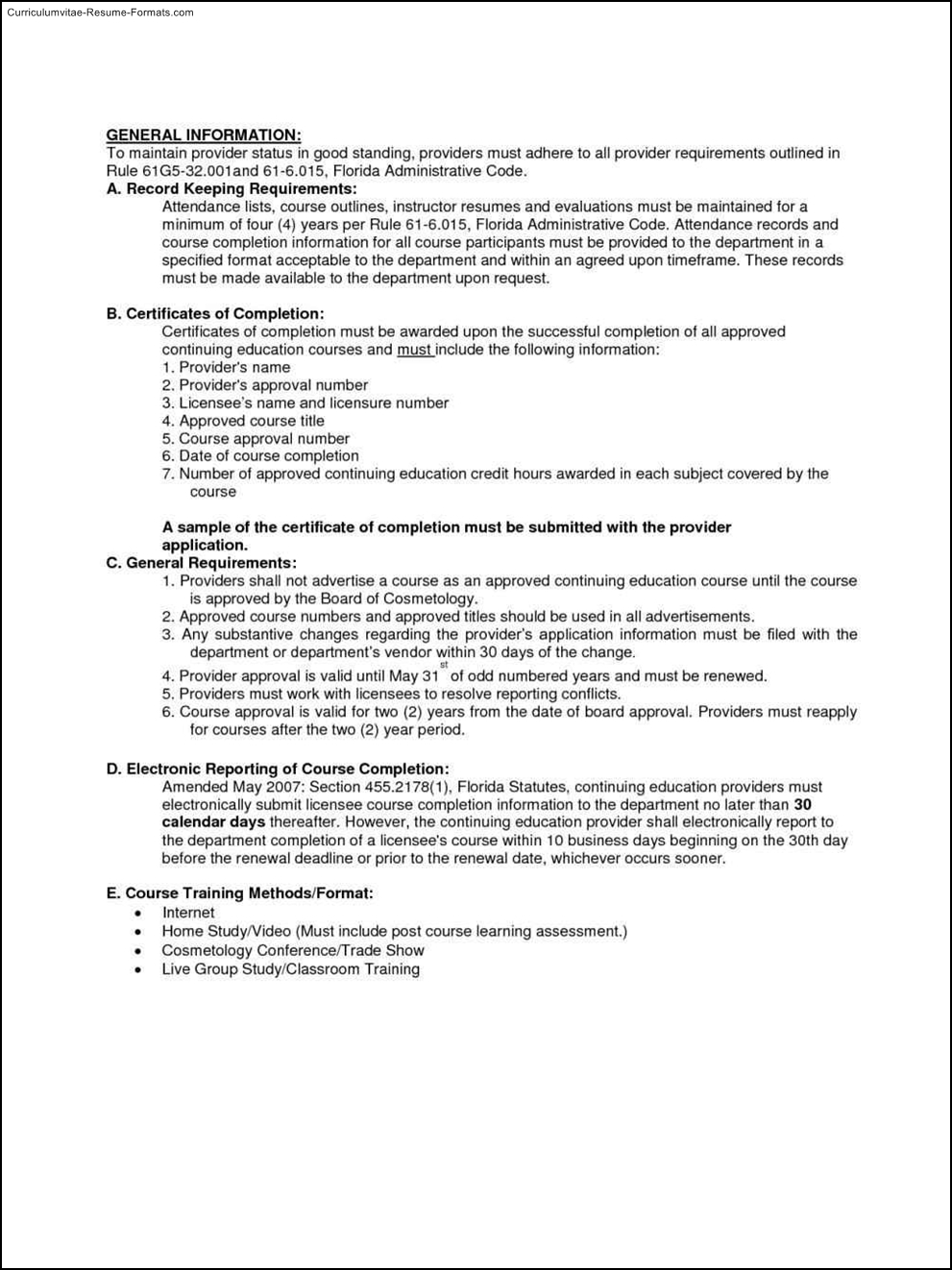 cosmetologist resume template  free samples  examples
