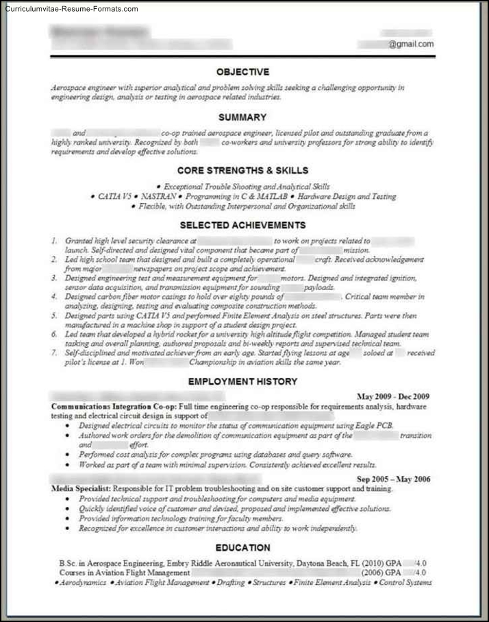 Does Word Have A Resume Template. Does Microsoft Word Have Resume ...
