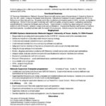 Experienced Professional Resume Template
