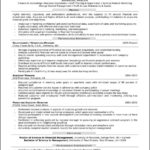 Financial Analyst Resume Templates