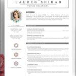 Free Creative Resume Template Word