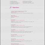 Free Html Resume Templates