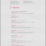 Free Resume Html Template