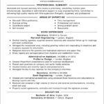 Free Resume Templates Live Career