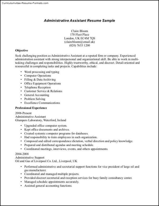 free resume templatescom - Format Of Resume For Job