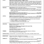 Free Resumes Templates Online