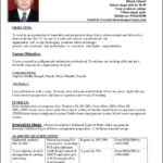 Housekeeping Resume Templates