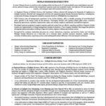 Human Resource Resume Templates