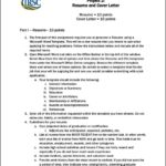 Is There A Resume Template In Microsoft Word 2010