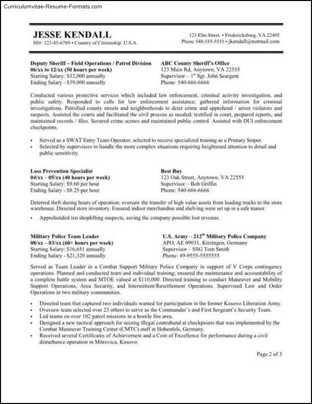 microsoft federal resume templates dalarconcom
