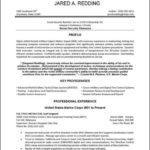 Military Resume Templates