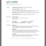 Modern Professional Resume Template