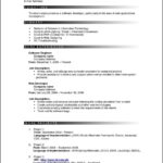 Most Successful Resume Templates