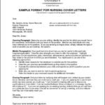 New Grad Rn Resume Template