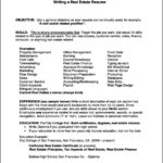 Objective Templates For Resume