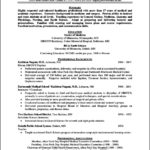 Physician Resume Templates