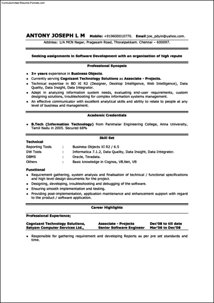resume sample doc profile resume template free samples examples amp format 24374