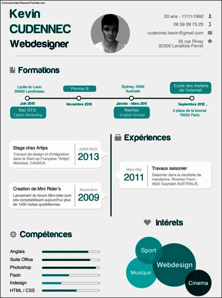 Resume Design Template Free