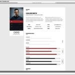 Resume Html Template